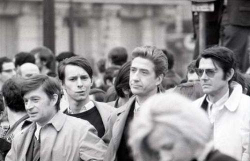 10-Mai-68-par-Chris-Marker.-Avec-Jacques-Doniol-Valcroze-Alain-Resnais-et-Jean-Pierre-Mocky